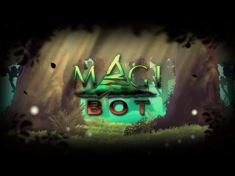 Magibot Youtube Video