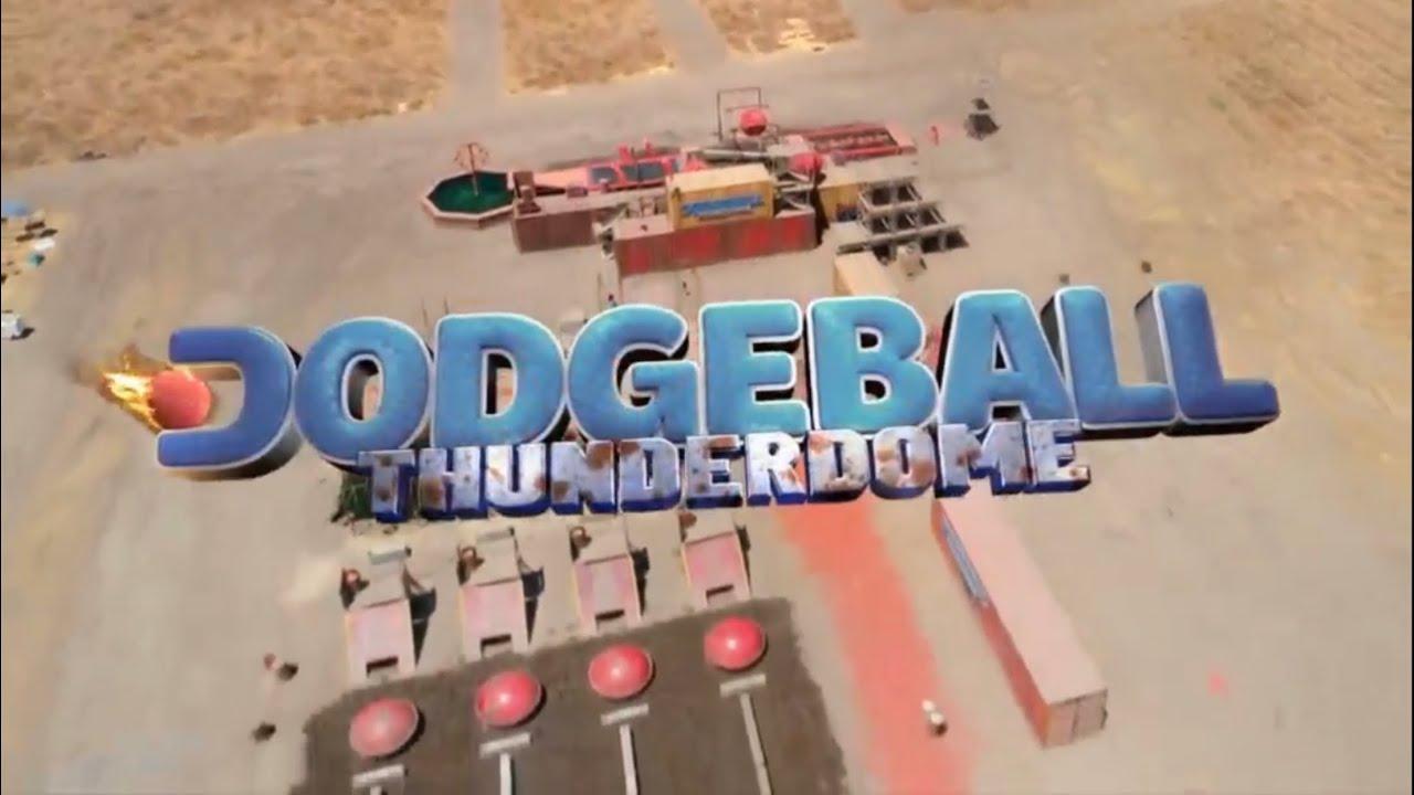DODGEBALL THUNDERDOME EP-2 | DAVID DOBRIK