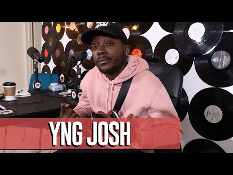 Bootleg Kev & DJ Hed - Meet YNG Josh, Producer for Nipsey Hussle & YNW Melly | The Lunch Table
