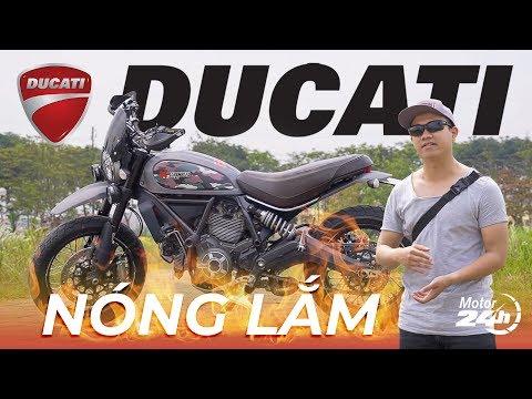 Ducati Scrambler cũ: Có NÓNG, ÊM và SƯỚNG như lời đồn??? | Motor24h