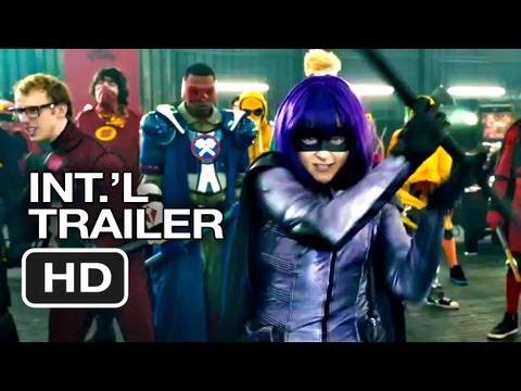Kick-Ass 2: Con un par - Trailer español HD from YouTube · Duration:  1 minutes 24 seconds