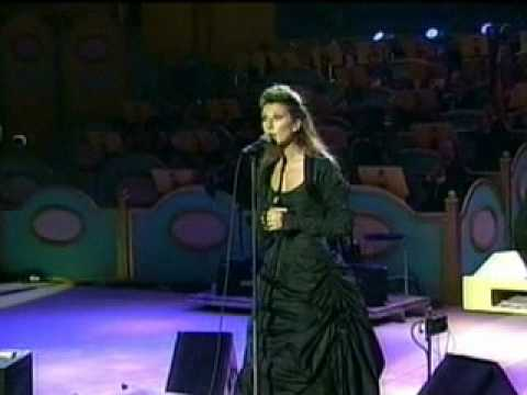 Pavarotti & Friends Celine Dion My Heart...
