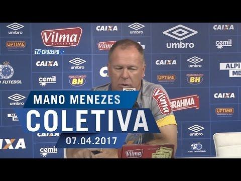 07/04/2017 - Coletiva Téc. Mano Menezes