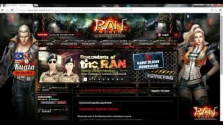 Ran Online (GS) - CS Center [Video Guide] #1