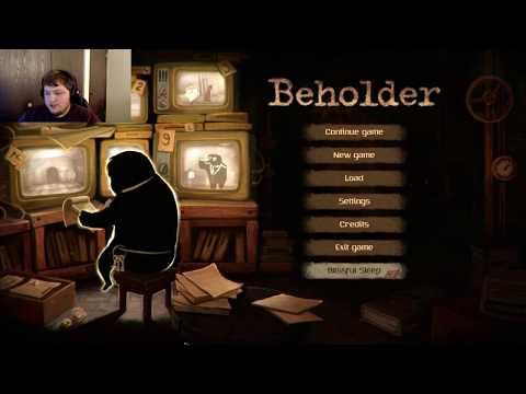Don't Be Violent: Beholder #2 Part 1  