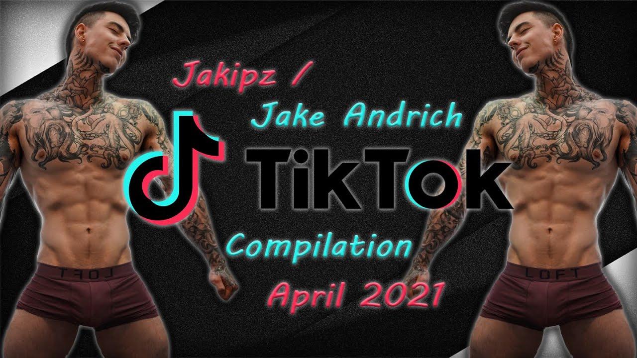 Jakipz / Jake Andrich Tiktok Compilation - April 2021