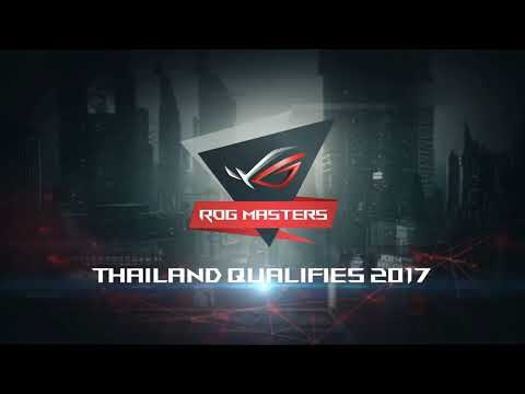 ROG MASTERS Thailand Grand Final 2nd Day Part 1