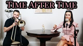 Time After Time - Vanessa Perea and Robert Edwards