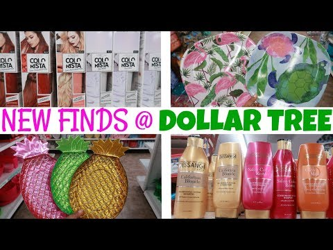 """NEW"" DOLLAR TREE FINDS * COME WITH ME!!!  4-22-19"