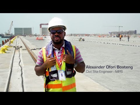 Tema Port Expension Project (Ghana) - Bolloré Ports