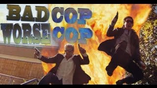 BAD COP WORSE COP Official Trailer (2013) 80's Style Cop Movie Die Hard Lethal Weapon