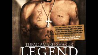 2pac - Legend - 40 Years And Still Balin - Pain