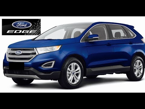 Where is the Paint Code / Colour Code Location on a Ford Edge: 2019 - 2006 Find it Fast