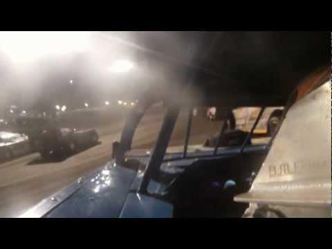 Brian Shirley Fairbury Speedway Prairie Dirt Classic Feature 9/15/12