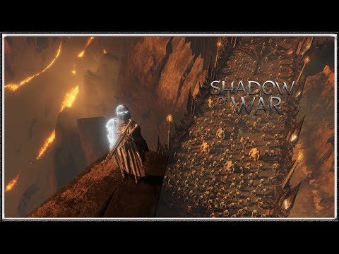 Shadow of War - Storming the Tower of Barad-Dur, Celebrimbor's