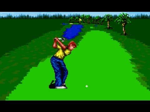 PGA Tour Golf (SNES) Playthrough - NintendoComplete