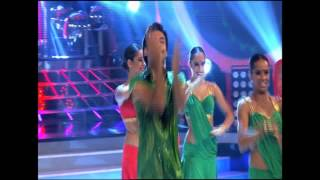 AYTUNC BENTURK&ABDA DANCERS BOLLYWOOD SALSA SHOW 2012 STAR TV