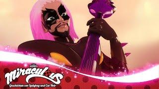MIRACULOUS 🐞 Rockstars - Super-Bösewichte 🐞 Geschichten von Ladybug und Cat Noir