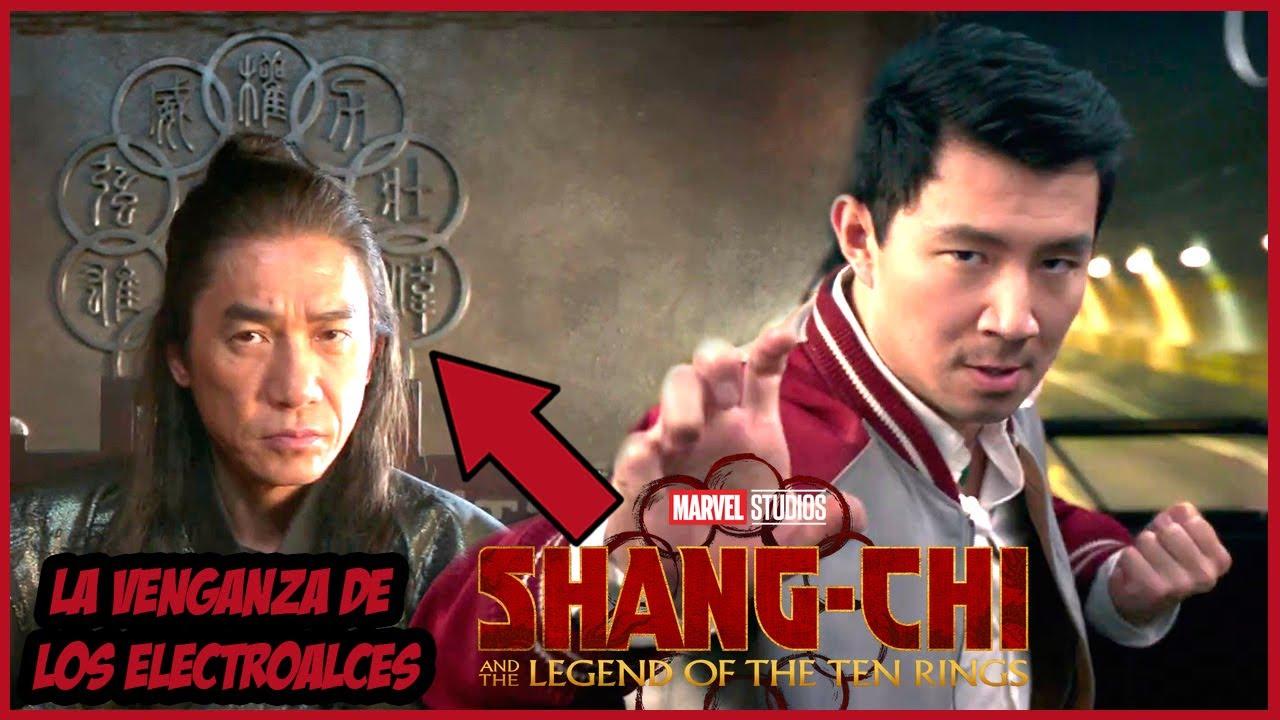 34 Cosas Que No Viste del TRAILER de SHANG CHI – MARVEL -