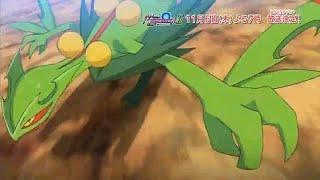 pokemon xy special the strongest mega evolution act ii mega sceptile