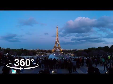 Paris 360° Experience | Escape Now