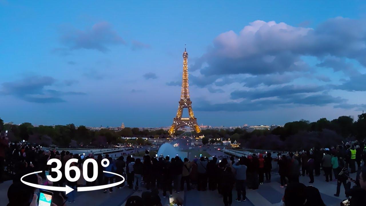 Paris 360 Experience Escape Now Youtube