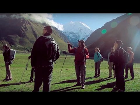 The Salkantay Trek to Machu Picchu - Mountain Lodges of Peru