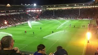Sheffield United 1-0 Arsenal - Lightshow (21/10/2019)
