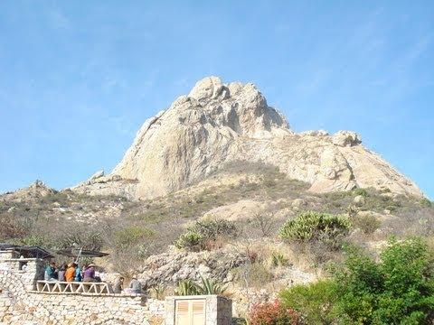 Paseo por Peña de Bernal, Querétaro