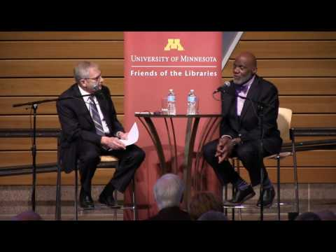 Alan Page in conversation with Gary Eichten