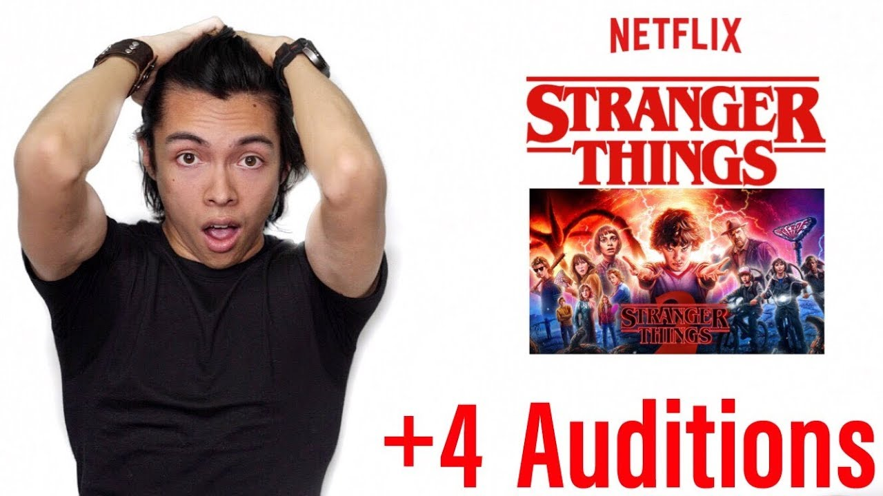STRANGER THINGS Open Audition Runoffs For Netflix