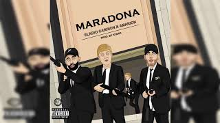 Amarion Ft. Eladio Carrion - Maradona