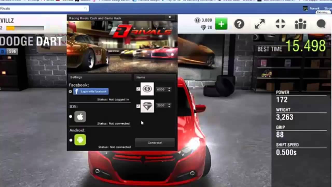 Hack racing rivals for iphone - Mit hotspot handy hacken
