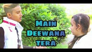 Main Deewana tera Dance video / choreography by Aamir Shaikh