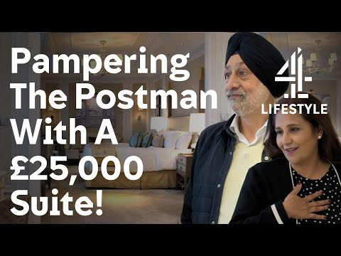 A Luxury Surprise For The Postman | Britain's Most Luxurious Hotels