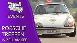 Porsche Tage Zell am See - Kaprun 2017 |loving Salzburg TV