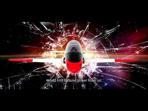 Unboxing the HSD / Global Turbofoam Super Viper Jet V3 Turbine Navy Version
