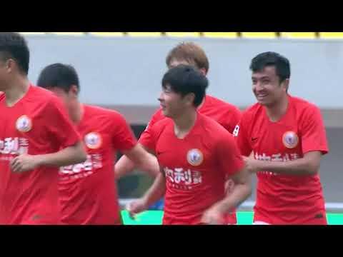Beijing Renhe Beijing EG Goals And Highlights