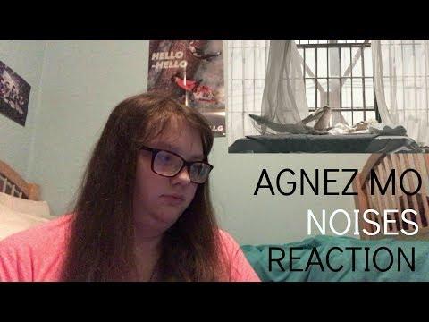 Agnez Mo - Noises Reaction