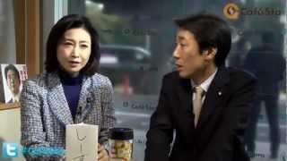 CafeStaトーク水曜日担当は、三原じゅん子参議院議員。 今週のゲストは...