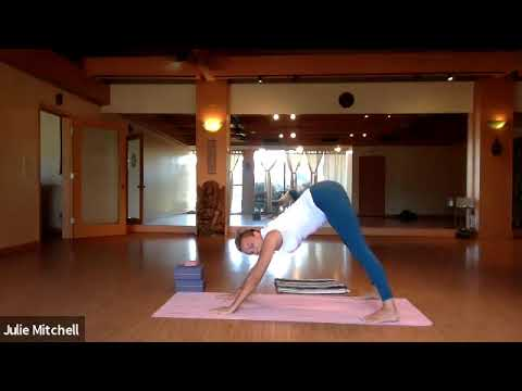 Yoga Flow With Julie Mitchell