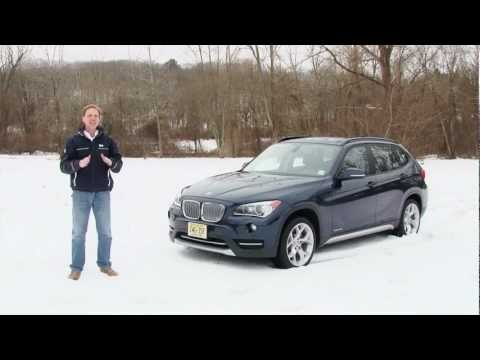 2013 BMW X1 - Drive Time Review with Steve Hammes