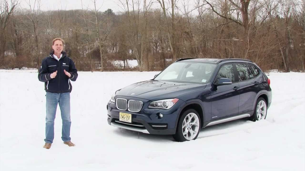 2013 BMW X1  Drive Time Review with Steve Hammes  YouTube