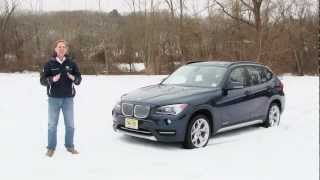 2013 BMW X1 - Drive Time Review with Steve Hammes | TestDriveNow
