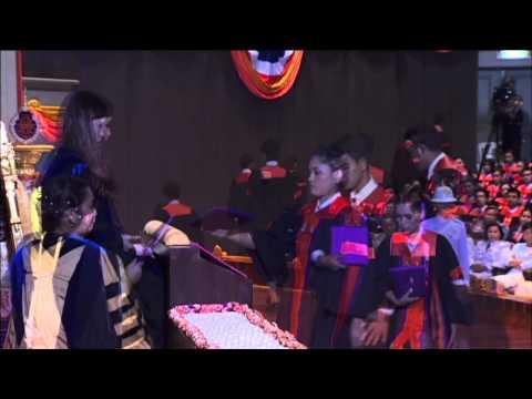 สรุปพิธีพระราชทานปริญญาบัตร ประจำปีการศึกษา2555 วันซ้อมและวันรับจริง