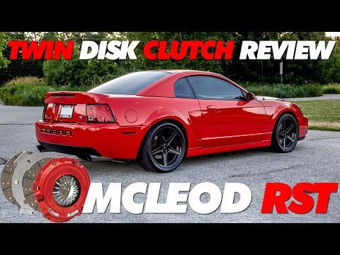 McLeod RST Twin Disk Clutch Review | Terminator Cobra