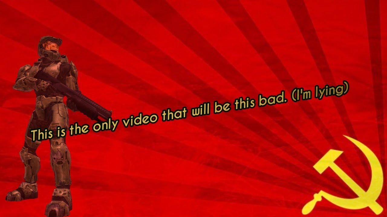 Download Master Chief Eradicates Communist Propaganda in America