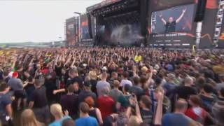 Disturbed - The Vengeful One - Live Rock am Ring 2016
