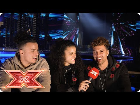 The Cutkelvins are ready to bring the fire! | Backstage | The X Factor 2017