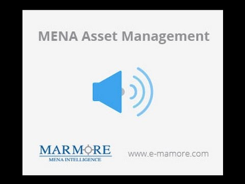 MENA Asset Management - Audiocast